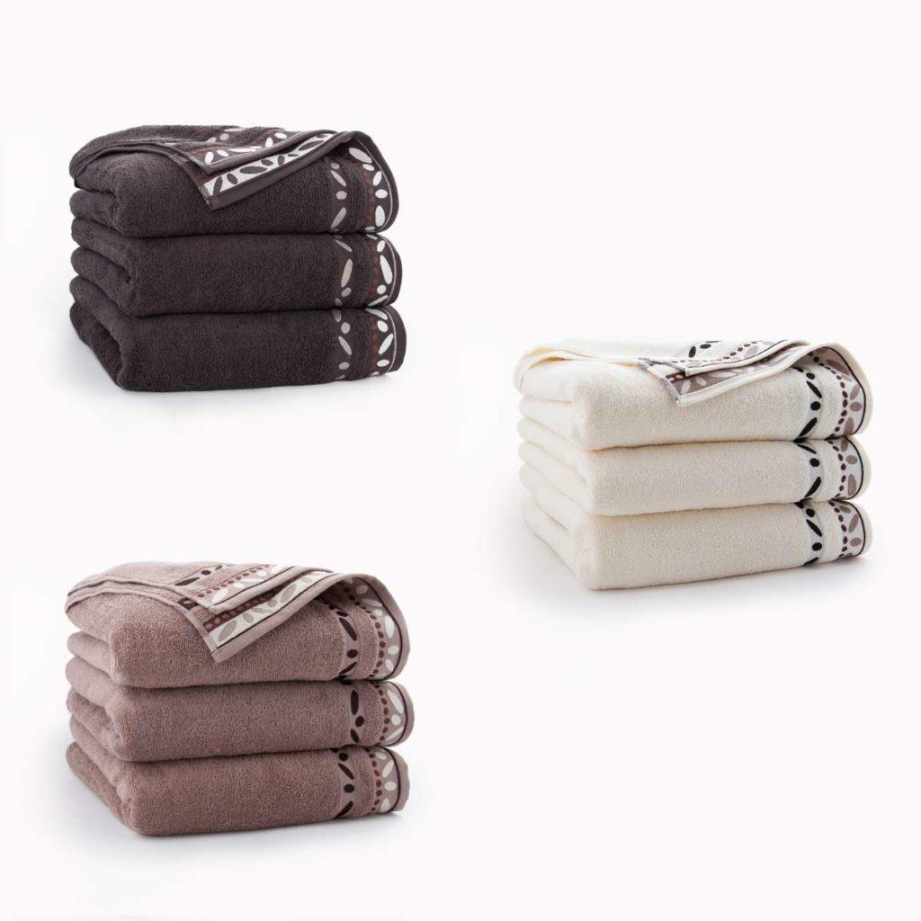 Ręczniki Arabica - gramatura 450 g/m2